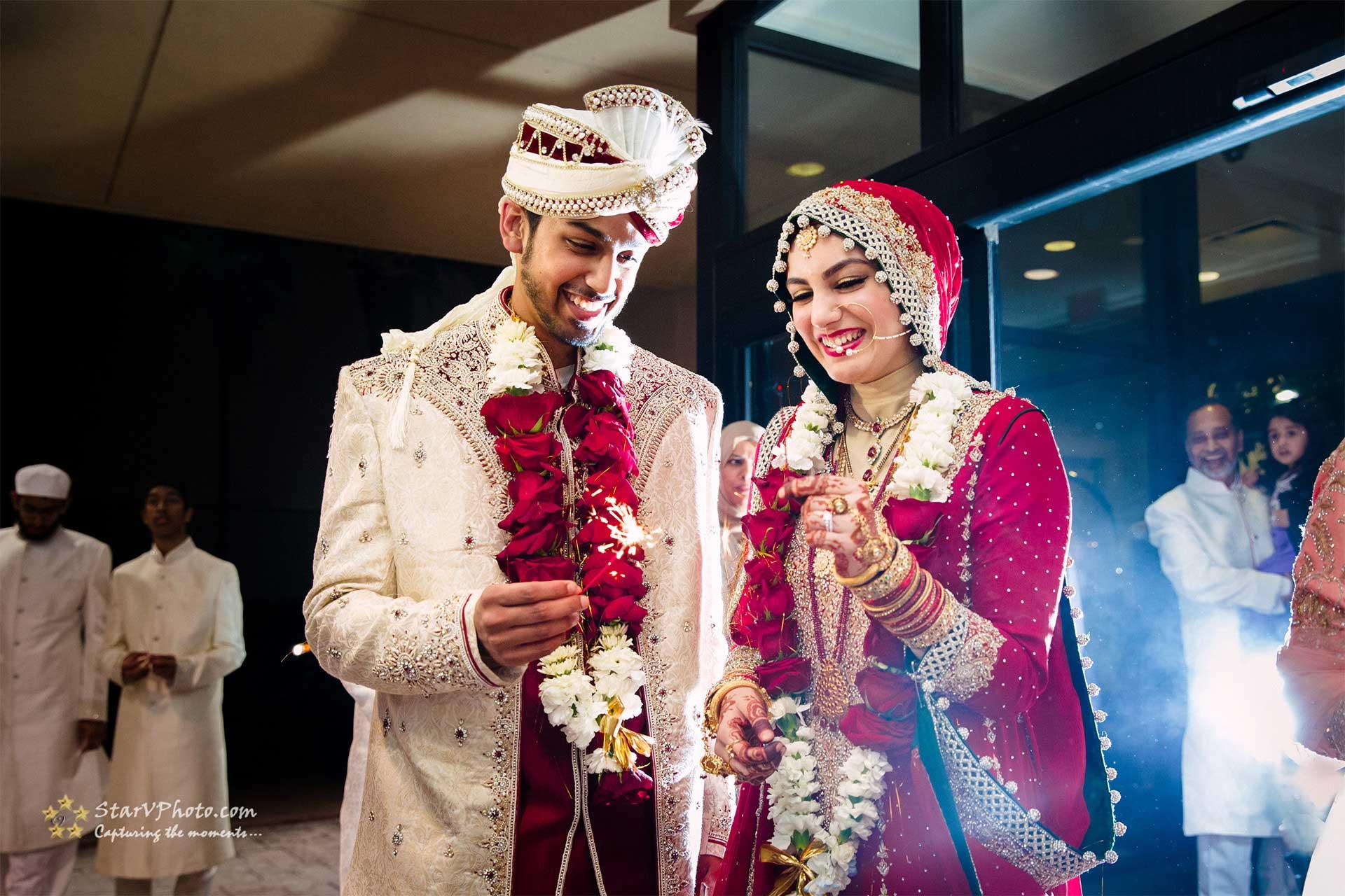 pakistani muslim wedding