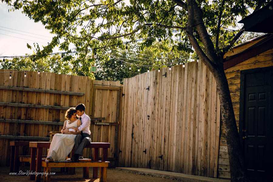 Romantic Creative Engagement photos